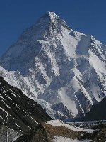 The peak of K2